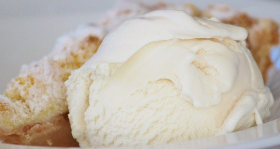 Ice Cream: production process and maths