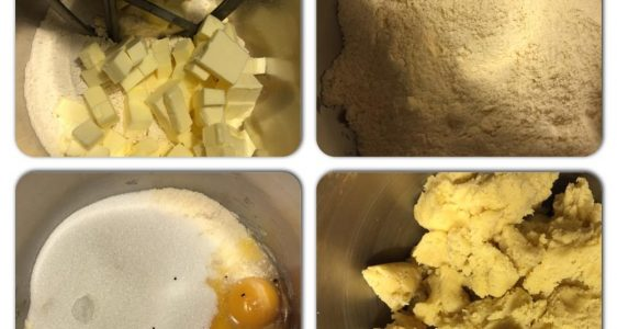 Mixing Methods for Shortcrust Pastry