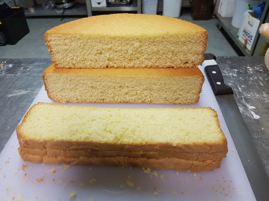 Tips to avoid Problems with Sponge Cake