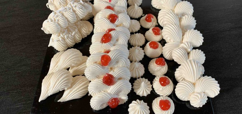 There's more than one meringue